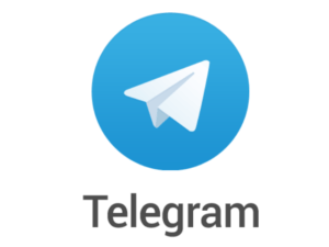Telegram Logo12 300x225